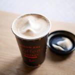 バイロンベイコーヒー - カプチーノ