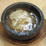 麺カフェ - つけ汁
