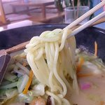 5830210 - チャンポンの太麺