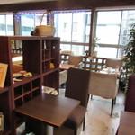 カフェ・オハナ - 店内