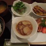 58301704 - 水曜日限定・道志村ワンプレート定食