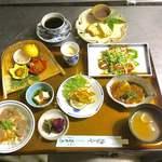 玉乃家 - 料理写真:11月レディースセット