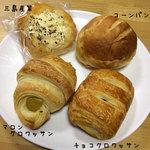 小麦畑 - 料理写真:2016年10月