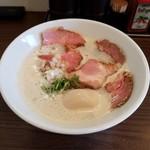 麺~leads~なかの - 「特製TORI白湯らーめん (しょうゆ)」950円税込