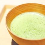 茶洒 金田中 - 抹茶