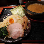竹本商店 海老麺舎 - 伊勢海老つけ麺 並盛200g