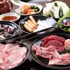 焼肉 啓 HIRO - 料理写真:2名様向けの欲張りセット 4,280(税抜)