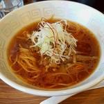 UMAMI SOUP Noodles 虹ソラ - ふすべソバ(2016年11月2日)