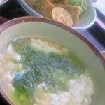 遼 - ゆし豆腐定食