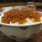 やまかん    - 料理写真:いくら丼