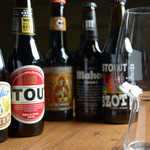 Sommelier Kitchen yuB yum - 国内外のクラフトビールを取り揃えました。