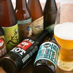 Sommelier Kitchen yuB yum - クラフトビールは、20種類~30種類をスタンバイ。