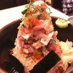 58314323 - 海鮮丼(赤酢 大盛)