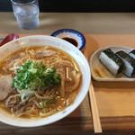 宇奈月 - 押し巻き寿司とセット