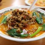 福満軒 - 料理写真:四川坦々麺