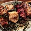 鳥将 - 料理写真:焼鳥丼(950円)です。焼鳥丼にはこの他にサラダや鶏スープ、小鉢などが付いて来ます。