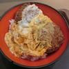 名代 富士そば - 料理写真:ひれかつ丼