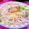 香蘭 - 料理写真:玉子入りちゃんぽん:800円