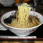 浜田屋 - 麺
