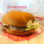 ファーストキッチン・ウェンディーズ - モーニングBLTエッグサンド320円