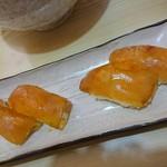 元祖大東ソバ - 各セットの大東寿司