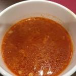 ビストロラウンジ コステリア - スープは1杯まで!