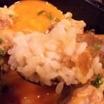 立寄処 鶏亀 - 炭火焼親子丼