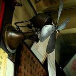 長栄軒 - 扇風機