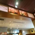 鎌倉パスタ - 「和」な内装。