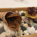Le Ciel - ひよこ豆のソッカ、日本で食べたのは本当に数えるほどしかないし、なにより美味しい!