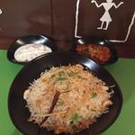 南インド家庭料理 インダスレイ -