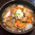 深雪の里 - 料理写真:けんちんラーメン(770円)
