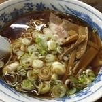 串けん - 正油ラーメン 550円