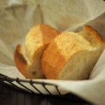カルボニエラ デル トロ - ランチのパン(2人分)