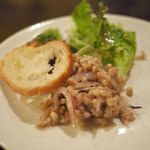 カルボニエラ デル トロ - ランチの前菜