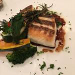 フローラ ディ マーレ - 『真鯛のソテー』