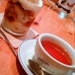 5834679 - 紅茶パフェ紅茶セット
