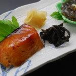 澤 - 当店人気の銀ダラ蒸し焼き