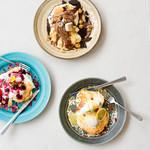 METoA Cafe & Kitchen - パンケーキ3種