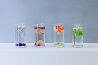 METoA Cafe & Kitchen - DETOX WATER4種