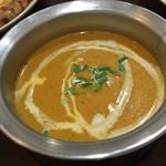 ネパールレストラン スバス - チキンカレー
