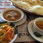 インド料理カバブハウス - 料理写真: