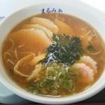 まるみや食堂 - 料理写真: