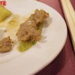 天厨菜館 - 牛肉