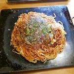 壱 - 肉玉そば 680円(税抜)