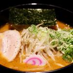 麺の坊 晴天 - 甘海老出汁の味噌らーめん