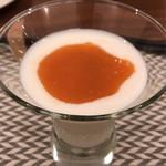 ラディーチェ - 蕪の冷製スープ