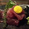 新鮮工房 味市 - 料理写真:本日のサンキュー品 生まぐろぶつ390円