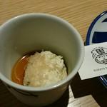 58345334 - 寄せ豆腐(お通し)