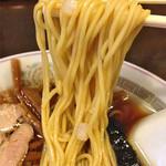 しょうしょう - ラーメン600円(麺)